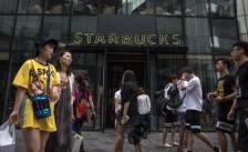 Starbucks groeit in China