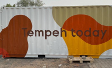 Tempeh Today van Schouten gelanceerd in India