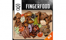 Slow Food Masters introduceert de Fingerfood-plank