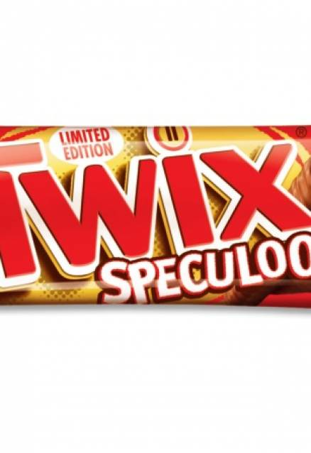 Nieuw: Limited Edition TWIX® Speculoos