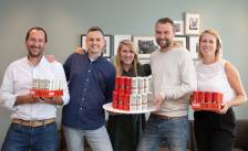 Danone zet categorie gekoelde koffie in de spotlight