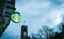 Groei Starbucks VS en China