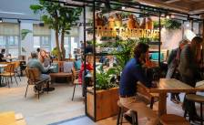 La Place opent flagship restaurant in Amsterdam