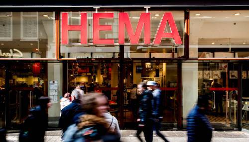 Helft Directieleden Verlaat Hema Out Of Home Shops