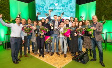 Brownies&Downies overall winnaar Foodservice Award