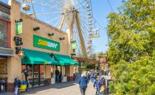 Subway opent in Slagharen