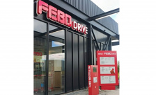 Febo opent zesde Drive-through vestiging